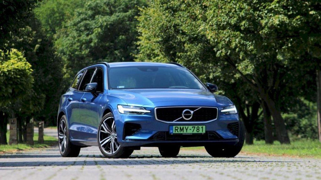 Volvo V60 T8