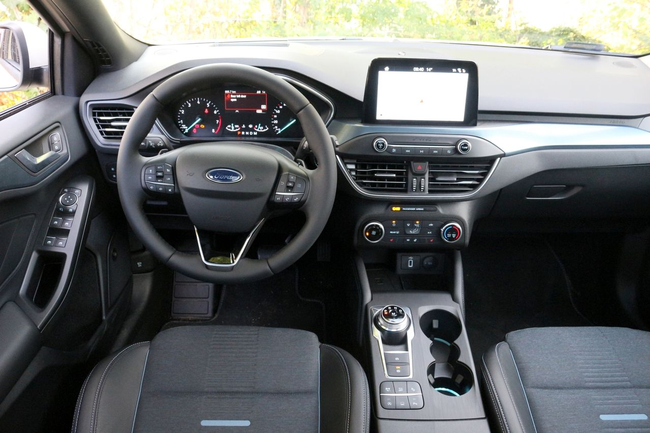 Ford Focus Active belső