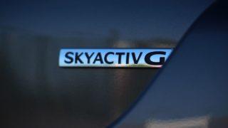 Mazda3 SkyActivG