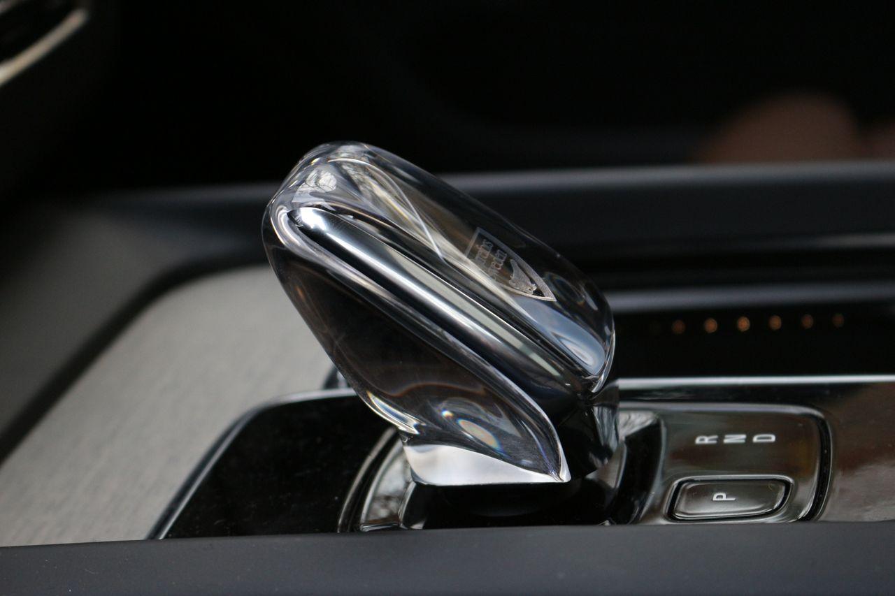 Volvo XC60 autómata sebességváltó