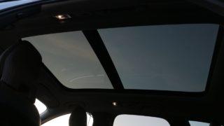 Volvo XC60 napfénytető
