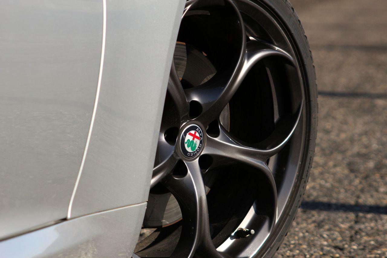 Alfa Romeo alufelni