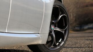 Alfa Romeo Giulia alufelni