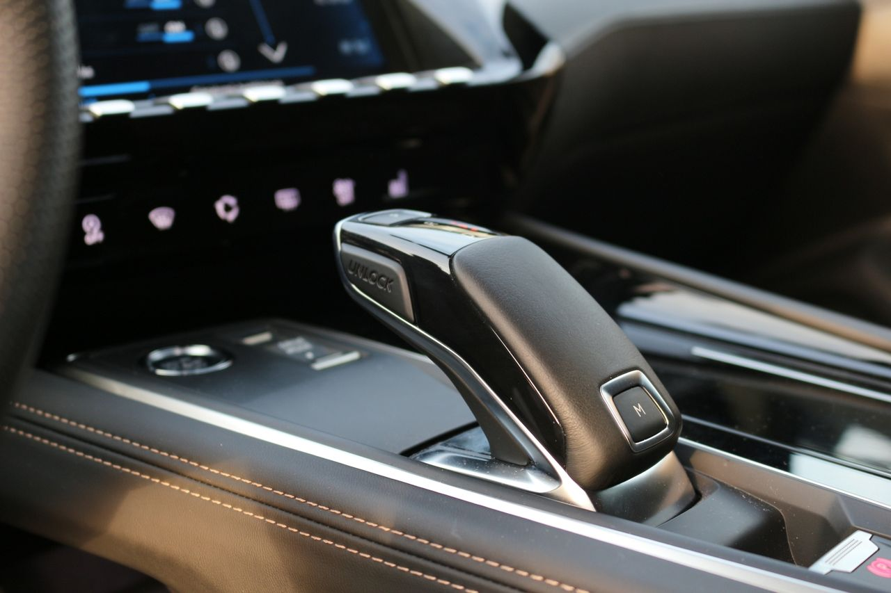 Peugeot 508 SW GT-Line belső