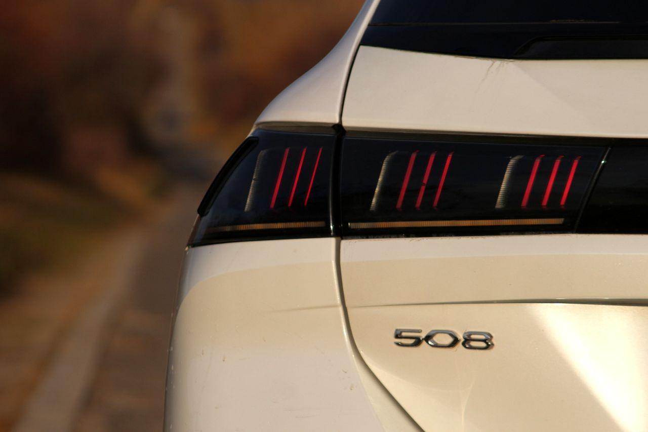 Peugeot 508 SW GT-Line