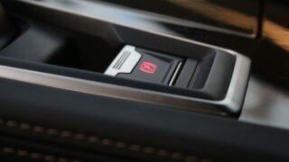 Peugeot 508 SW GT-Line kézifék