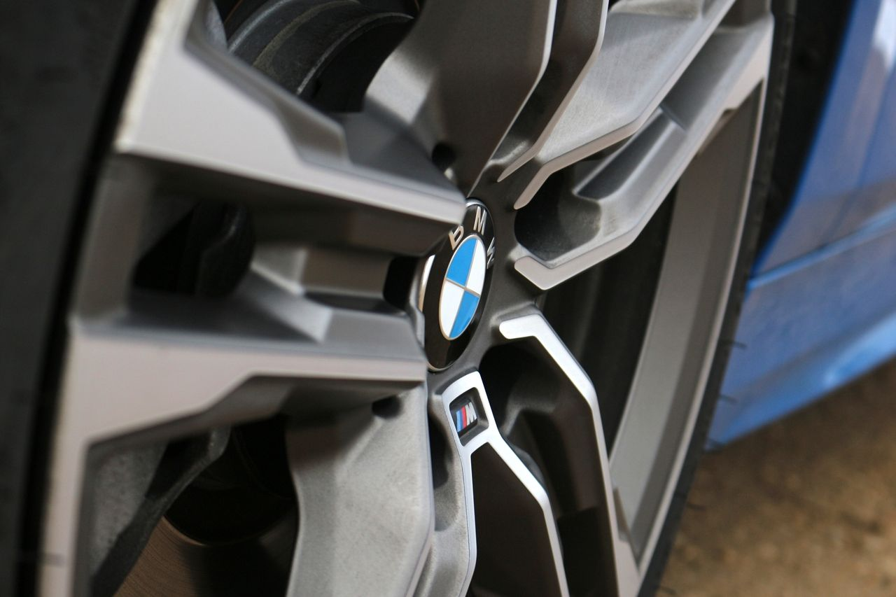 BMW 120d Msport alufelni