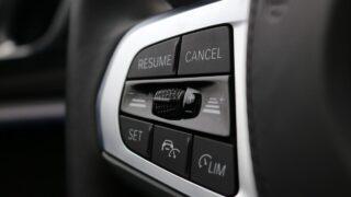 BMW 120d belső