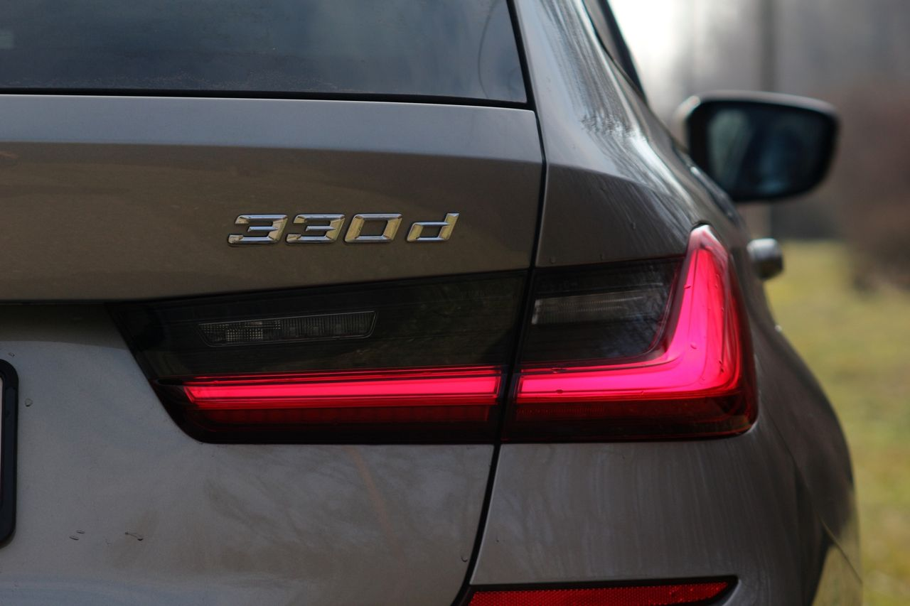 BMW 330d Touring