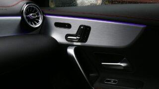 Mercedes-Benz CLA Coupé belső