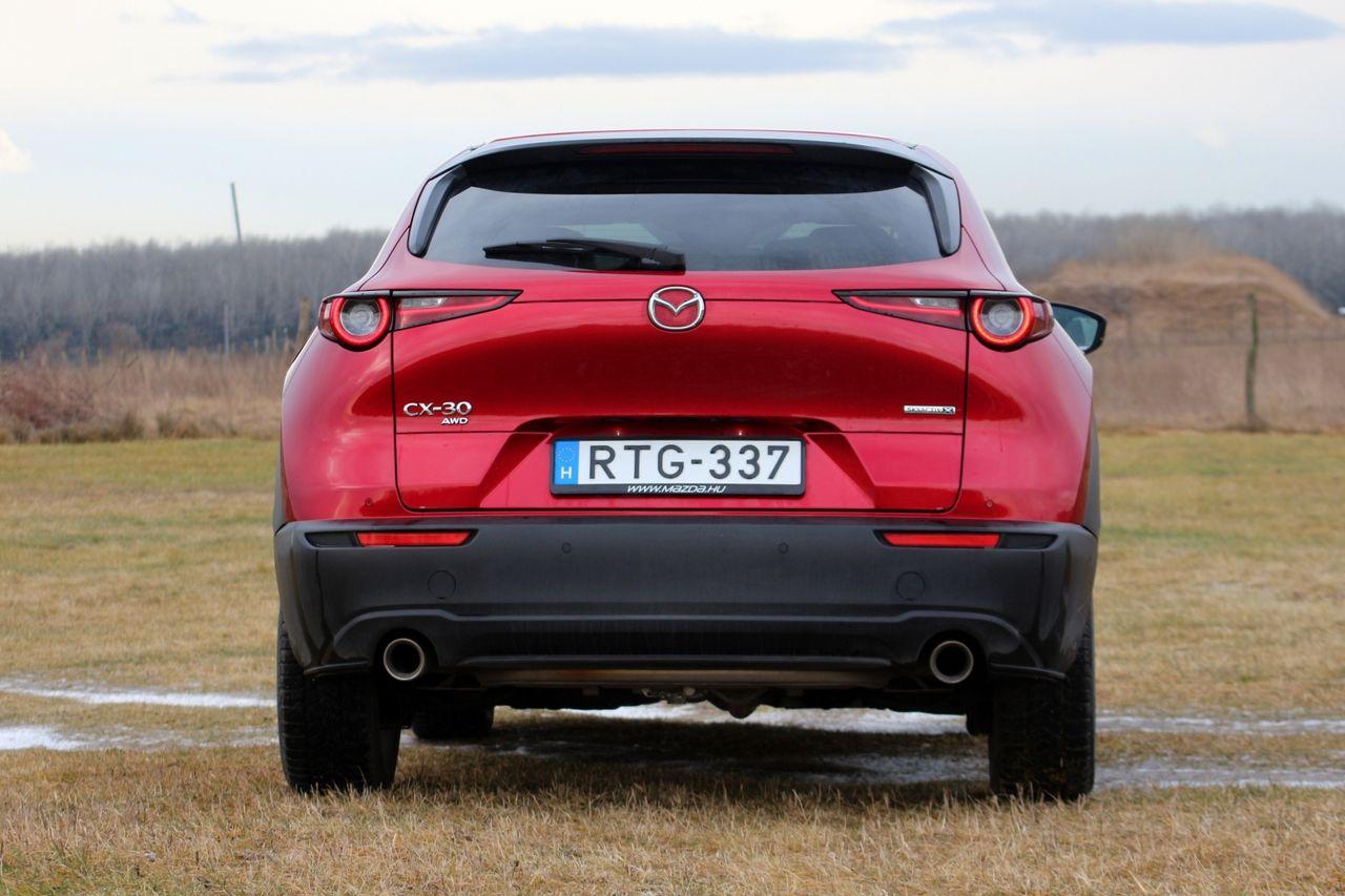 Mazda CX-30 AWD SkyActiv-X