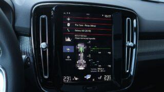 Volvo XC40 T5 belső
