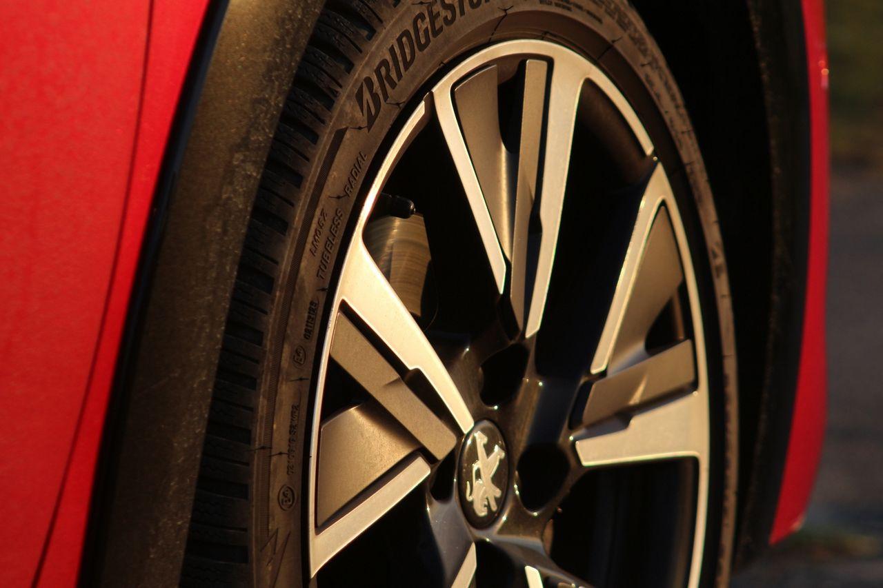 Peugeot 208 GT Line alufelni