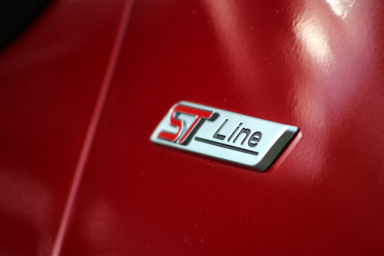 Ford Puma ST Line
