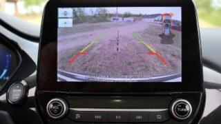 Ford Puma radar