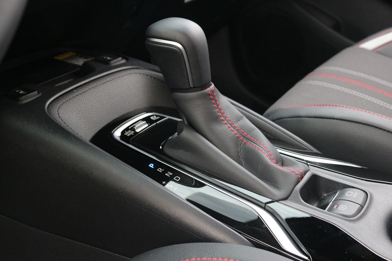 Toyota Corolla GR Sport belső