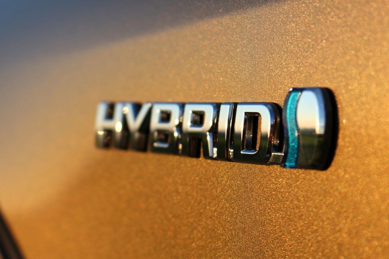 Toyota Corolla Touring Sport Hybrid