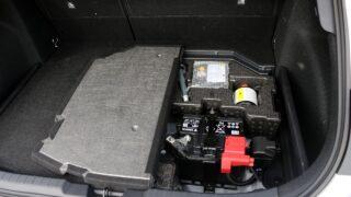 Toyota Corolla GR Sport csomagtartó