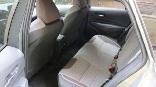 Toyota Corolla Touring Sport belső