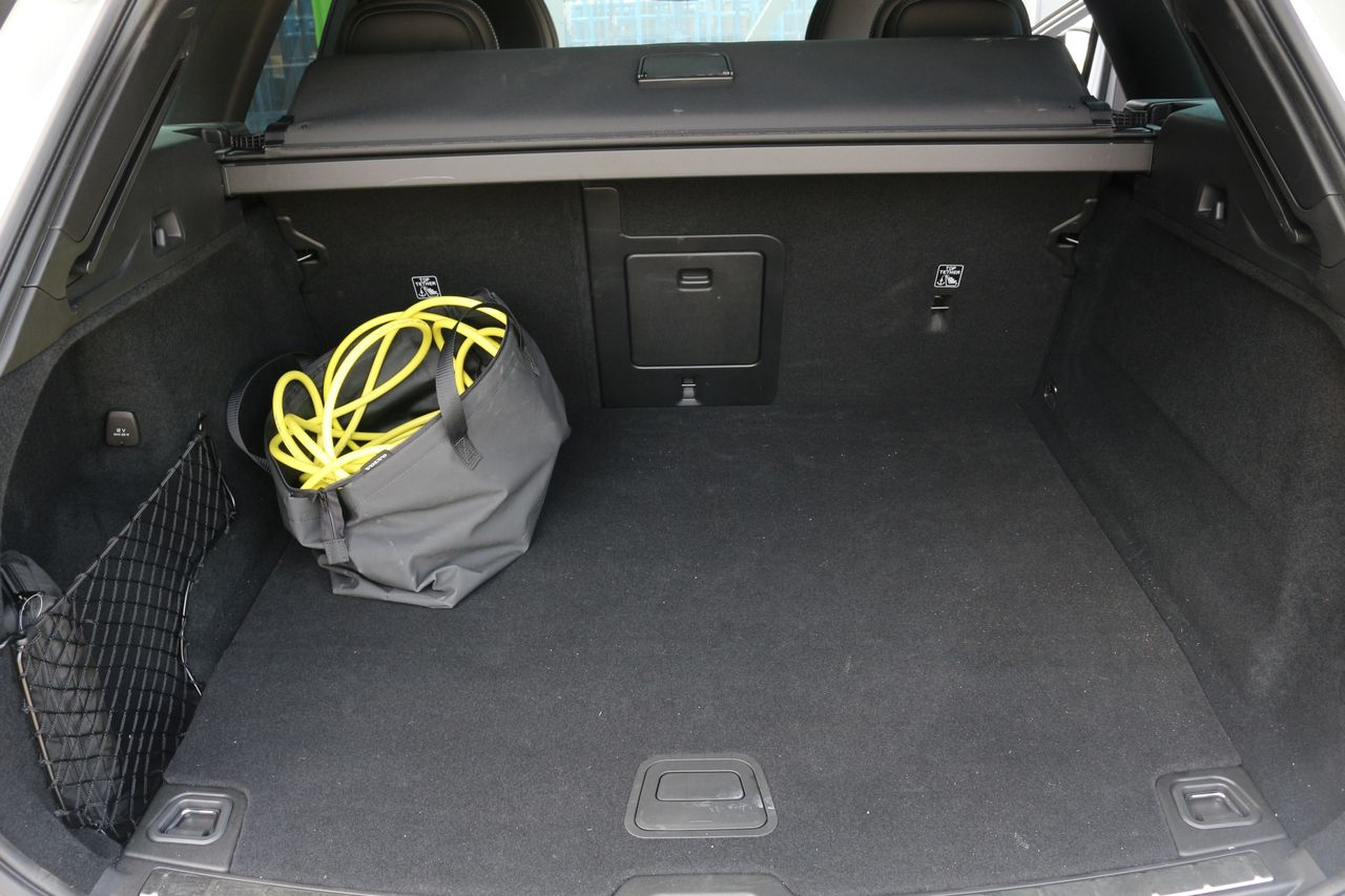 Volvo XC60 T8 Polestar csomagtartó