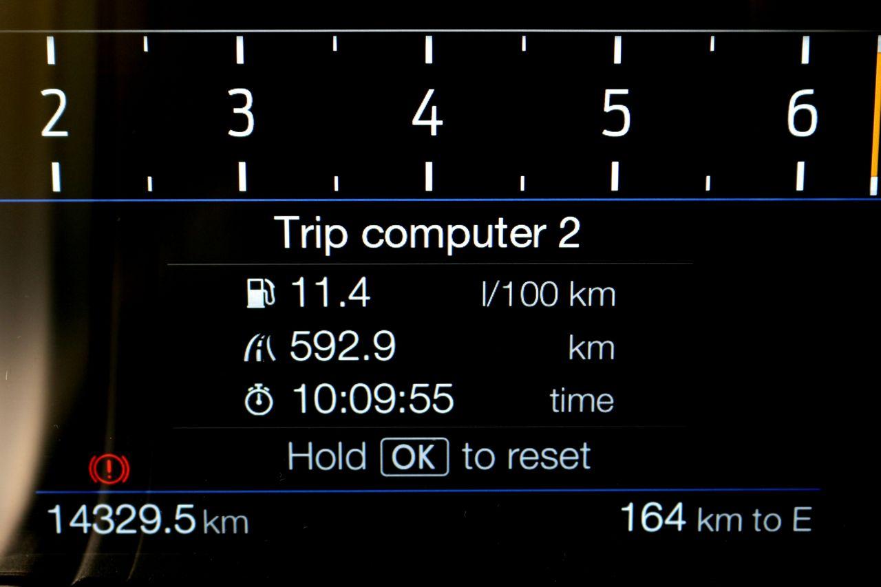 Ford Mustang GT V8 fogyasztás