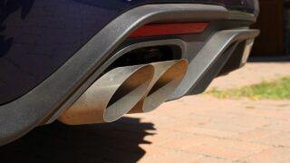 Ford Mustang GT V8 kipufogó