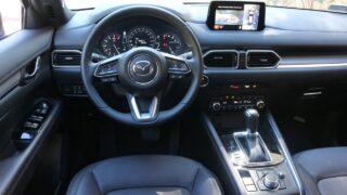 Mazda CX-5 G194 AWD belső