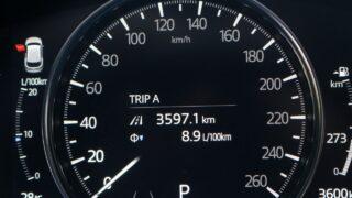Mazda CX-5 G194 műszerfal