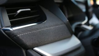 Skoda Octavia Combi 1.5 TSI belső