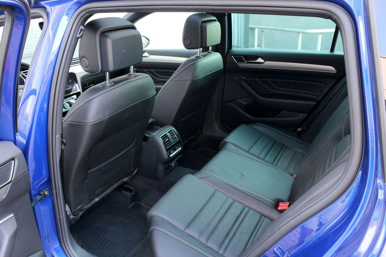 VW Passat belső