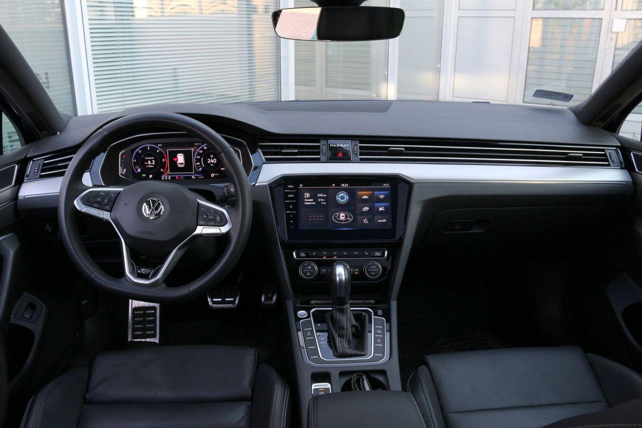 VW Passat Variant belső