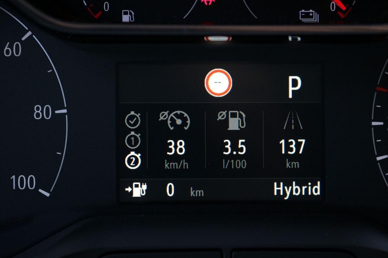 Opel Grandland X Hybrid4 fogyasztás