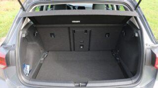 VW Golf csomagtartó