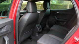 Seat Leon belső