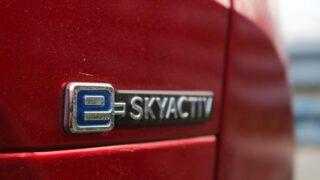 Mazda e-Skyactiv
