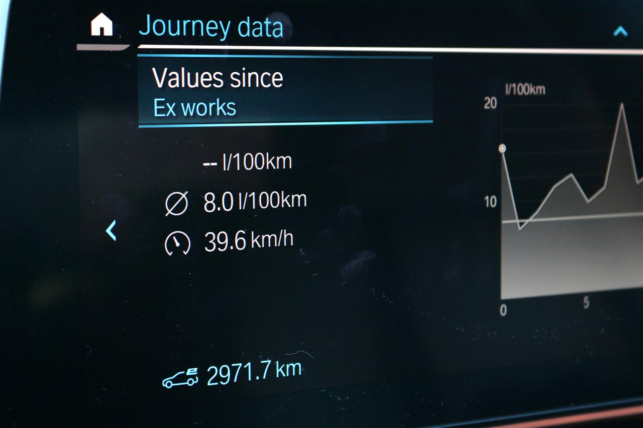 BMW 530e xDrive fogyasztás