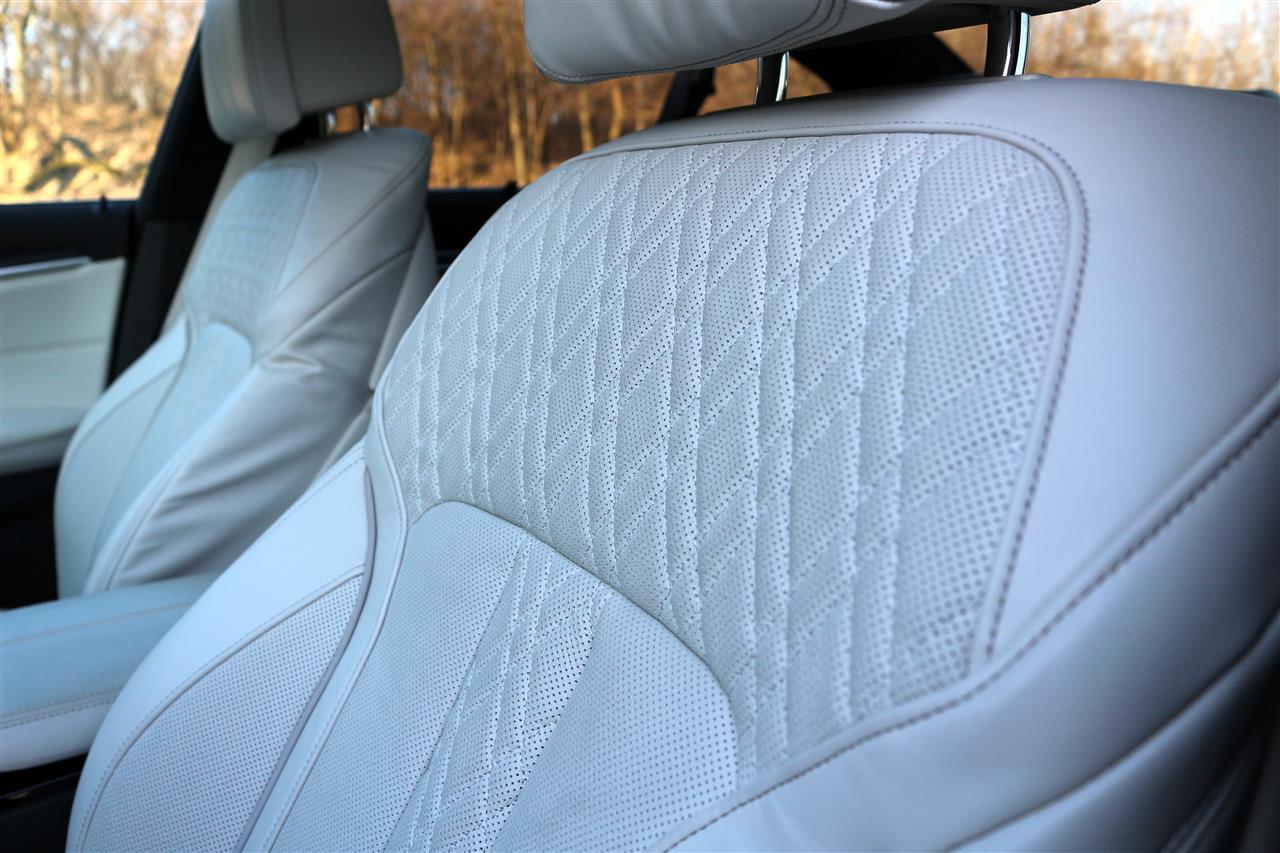 BMW 530e xDrive belső
