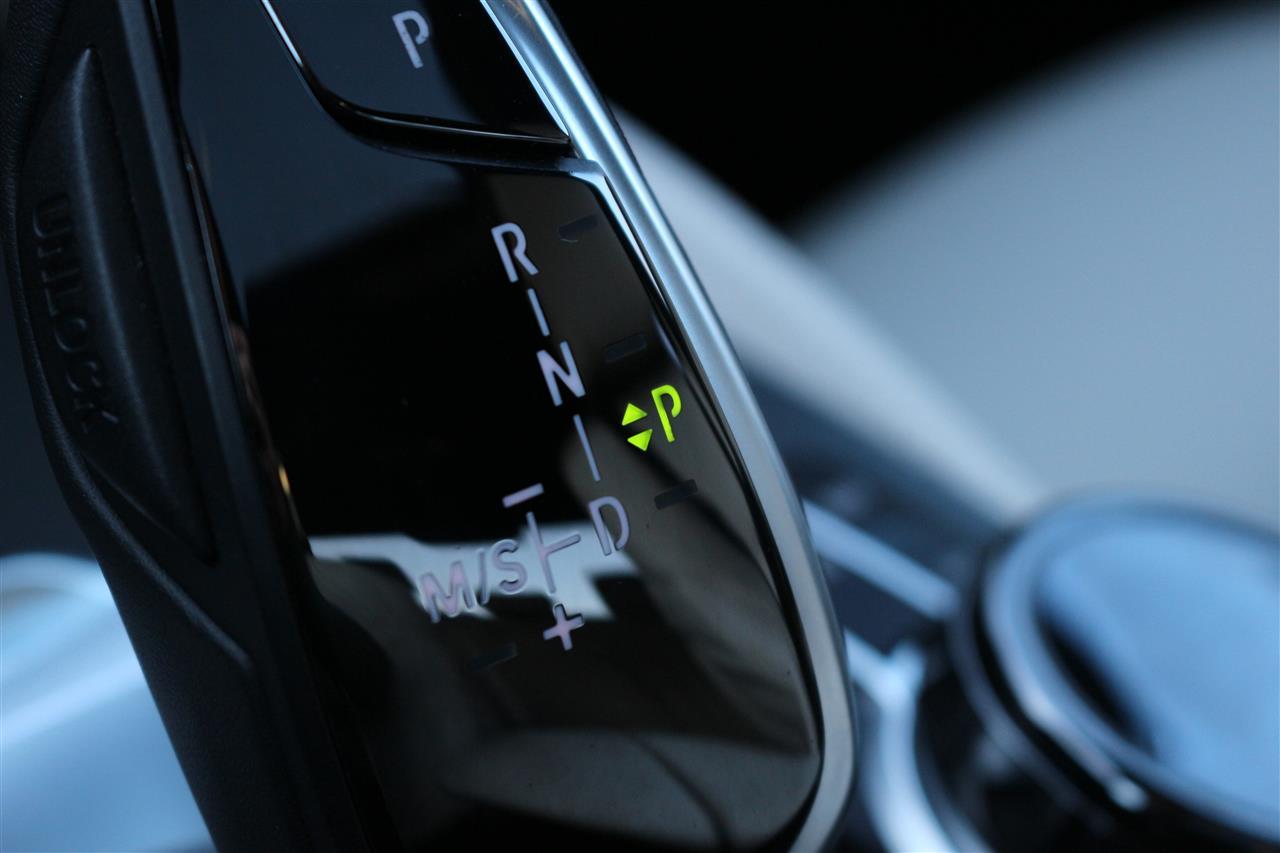BMW 530e sebességváltó