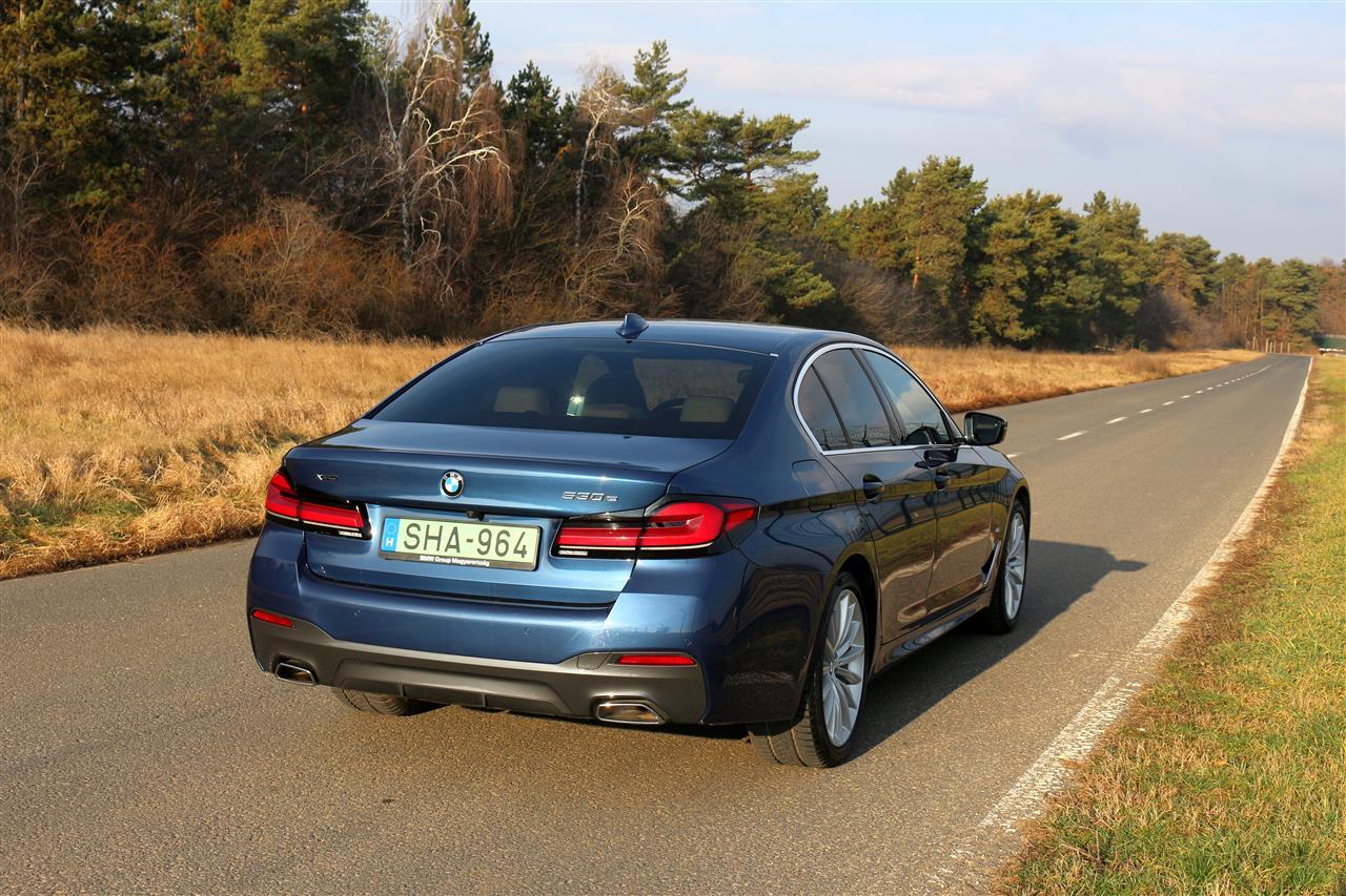 BMW 530e xDrive