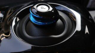Nissan Leaf e+ belső