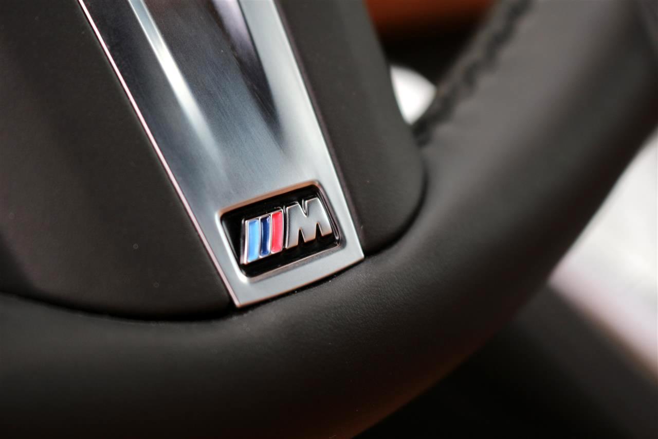 BMW 430i M sport kormány