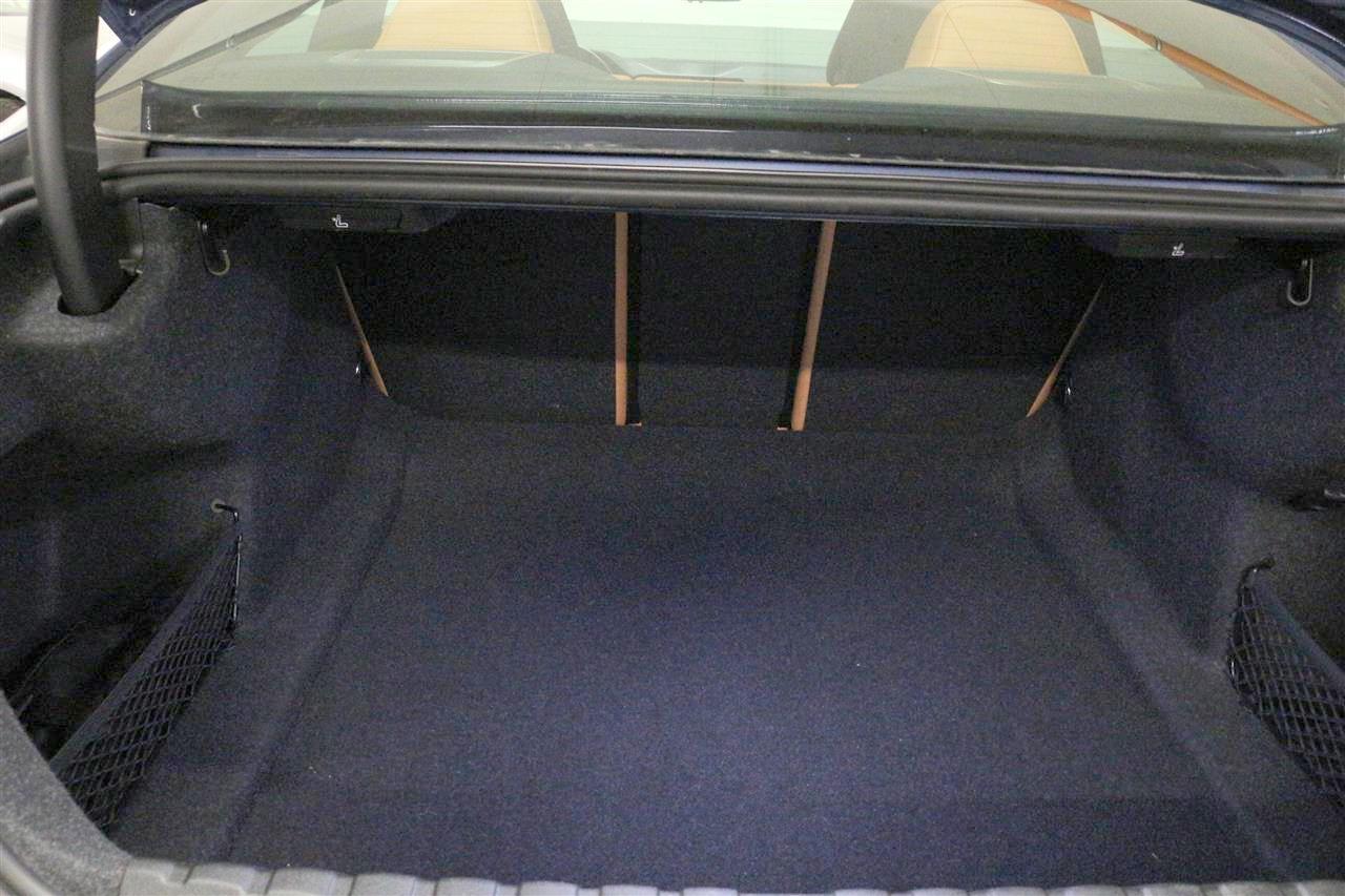 BMW 430i csomagtartó
