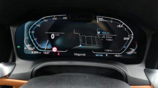 BMW 430i műszerfal