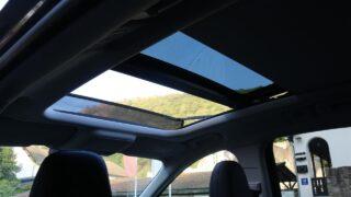 Ford Kuga panoráma tető