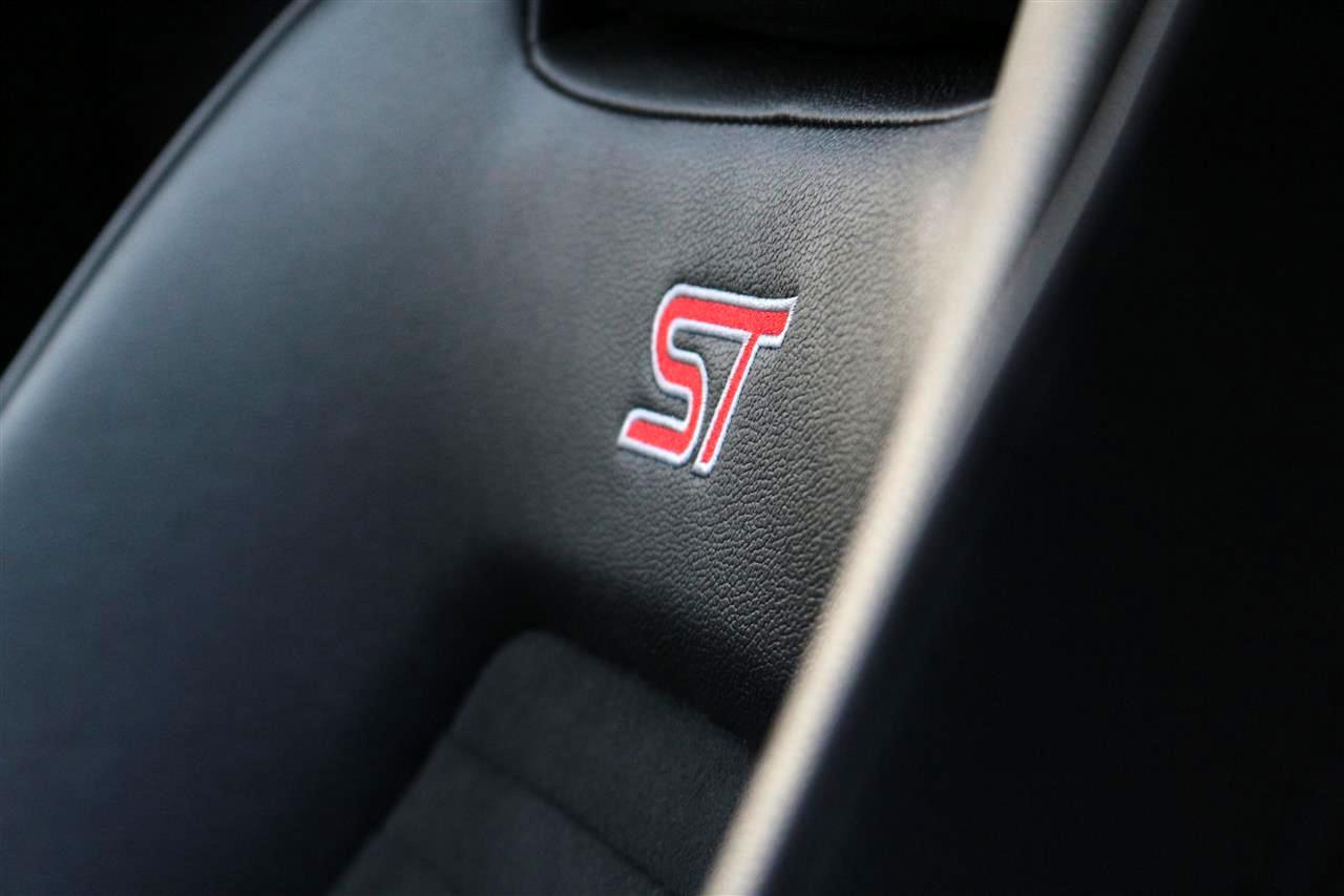 Ford Puma ST ülés