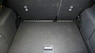 Ford Puma ST csomagtartó