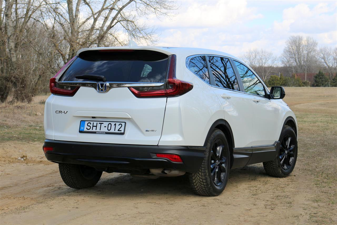 Honda CR-V EHEV