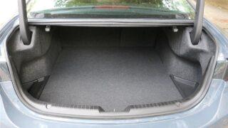 Mazda6 csomagtartó