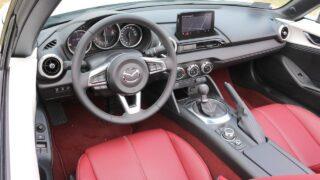 Mazda MX-5 Edition-100 belső